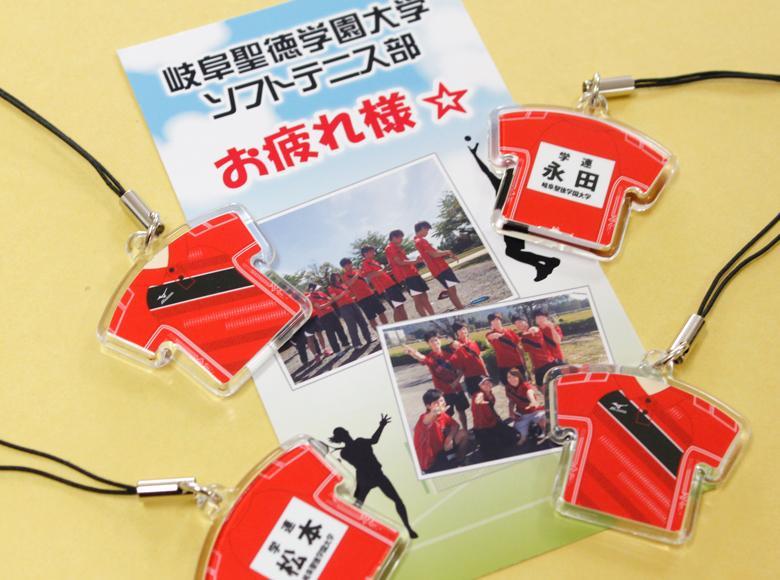 岐阜聖徳学園大学ソフトテニス部 引退記念