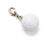 バレーボール(白)