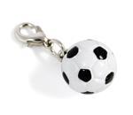 サッカー(白黒)