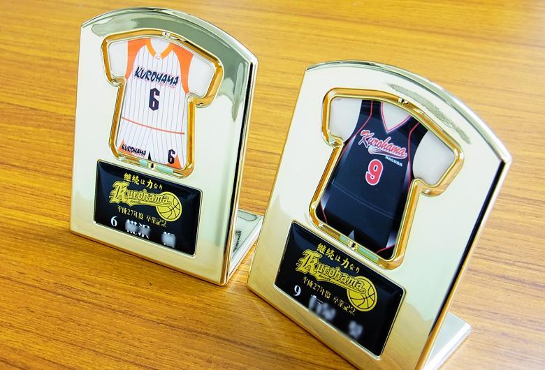 黒浜中学校バスケットボール部