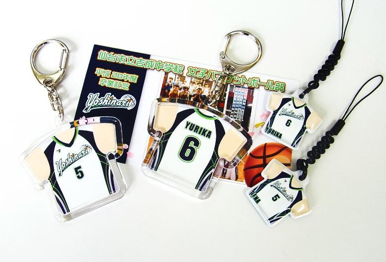 仙台市立吉成中学校女子バスケットボール部